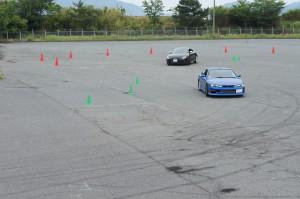 NISAN SILVIA & Audi TTS